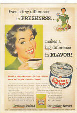 "*Postcard--AD--""Chase & Sanborn Coffee""  (#38)"