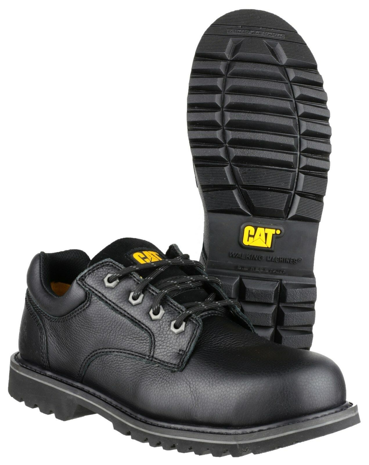 CAT Caterpillar Electric Low Safety Industrial Work Mens shoes UK6-12