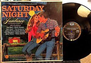 Saturday-Night-Jamboree-LP-James-Burton-G-Campbell-Roy-Clark-Les-Paul-M-Travis