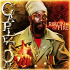 Reign of Fire by Capleton (CD, Oct-2004, VP Records)
