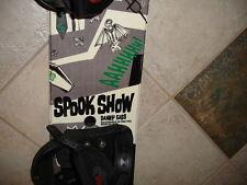 Rare Gnu Danny Kass Spook Show Mervin LIB Tech USA 136  Snowboard Forum Bindings