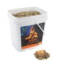 InstaFire Eco Friendly Granulated BULK Fire Starter 2 Gallon Bucket