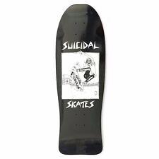 Dogtown x Suicidal Tendencies POOL SKATER Skateboard BLK w/Art by Lance Mountain