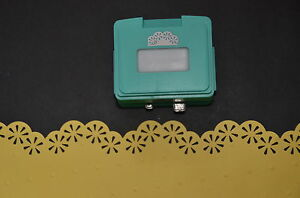 For-Creative-Memories-034-Scallop-Shell-034-Border-Maker-Cartridge-Brand-New