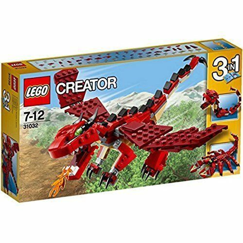 Lego Creator 31032  Rouge Créatures