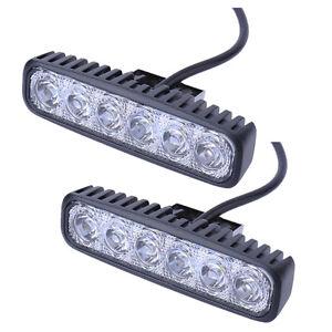 2x18W-LED-Arbeitsscheinwerfer-Zusatzscheinwerfer-Offroad-Scheinwerfer-12V-24V