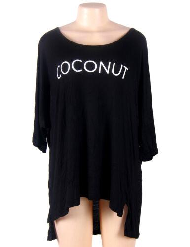 Strandshirt Strandshirt Con Con Stampa Suzanjas Stampa Oversize Suzanjas Oversize qSgcCwpp5