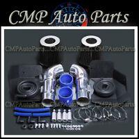 Blue Black Fit 2009-2016 Nissan 370z Nismo 3.7 3.7l Dual Cold Air Intake Kit
