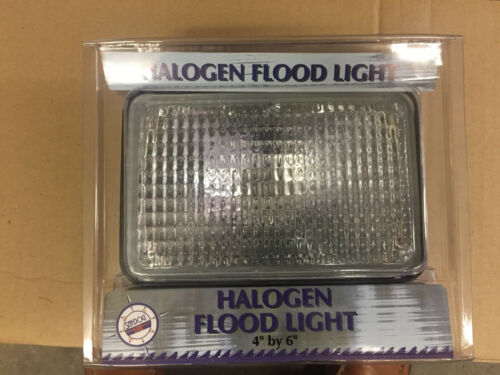 6-15//16 x 5-5//16-Inch Sea Dog 405110 Halogen Flood Light
