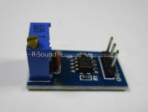 1pc NEW NE555 adjustable frequency pulse generator module 5~12V