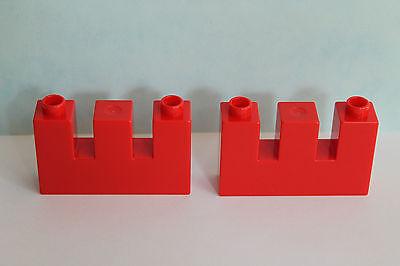 LEGO DUPLO 10577 Ersatzteil Motivstein Ritterburg NEU