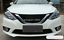 FOR NISSAN SENTRA 2016-2019 stainless steel Front Eyebrow headlight eyelid cover