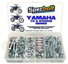 Yamaha Bolt Kit YZ 80 85 125 250 plastic engine body sprocket exhaust seat