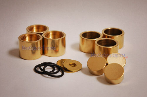 Genuine Curry XXCAPS, Stradivarius (Brass) NEW  Ships Fast