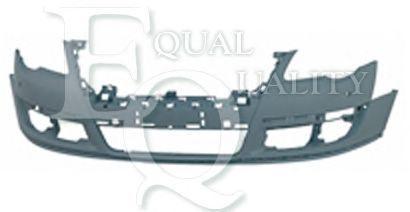 3C2 P2280 EQUAL QUALITY Paraurti anteriore VW PASSAT 1.6 FSI 115 hp 85 kW 1598