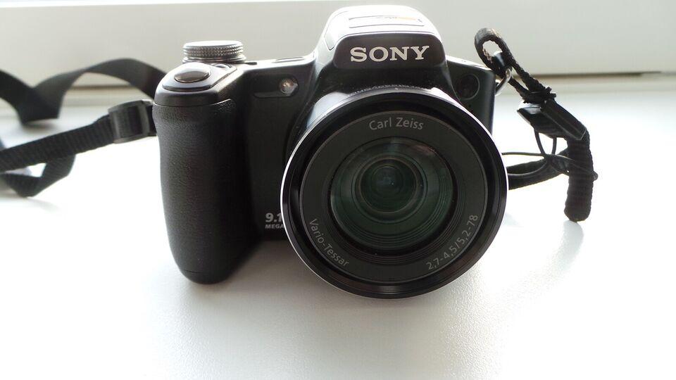 Kamera, Sony, Cyber- shot