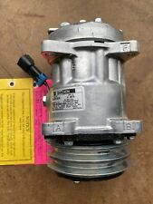 New AC Compressor /& A//C Clutch BPF For Ford Motorhome And Rv Sanden Style Brand