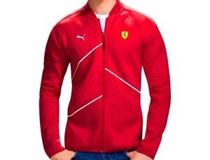 estilo de moda servicio duradero realmente cómodo Detalles de Hombre Puma Escuderia Ferrari Nightcat Sudadera Rosso Corsa
