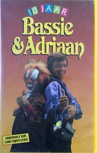 BASSIE-amp-ADRIAAN-10-JAAR-VHS