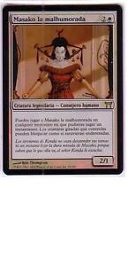 Masako the Humorless Champions of Kamigawa NM White Rare MAGIC CARD ABUGames