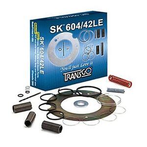 604 42le 41te transmission transgo shift kit valve body correction rh ebay com