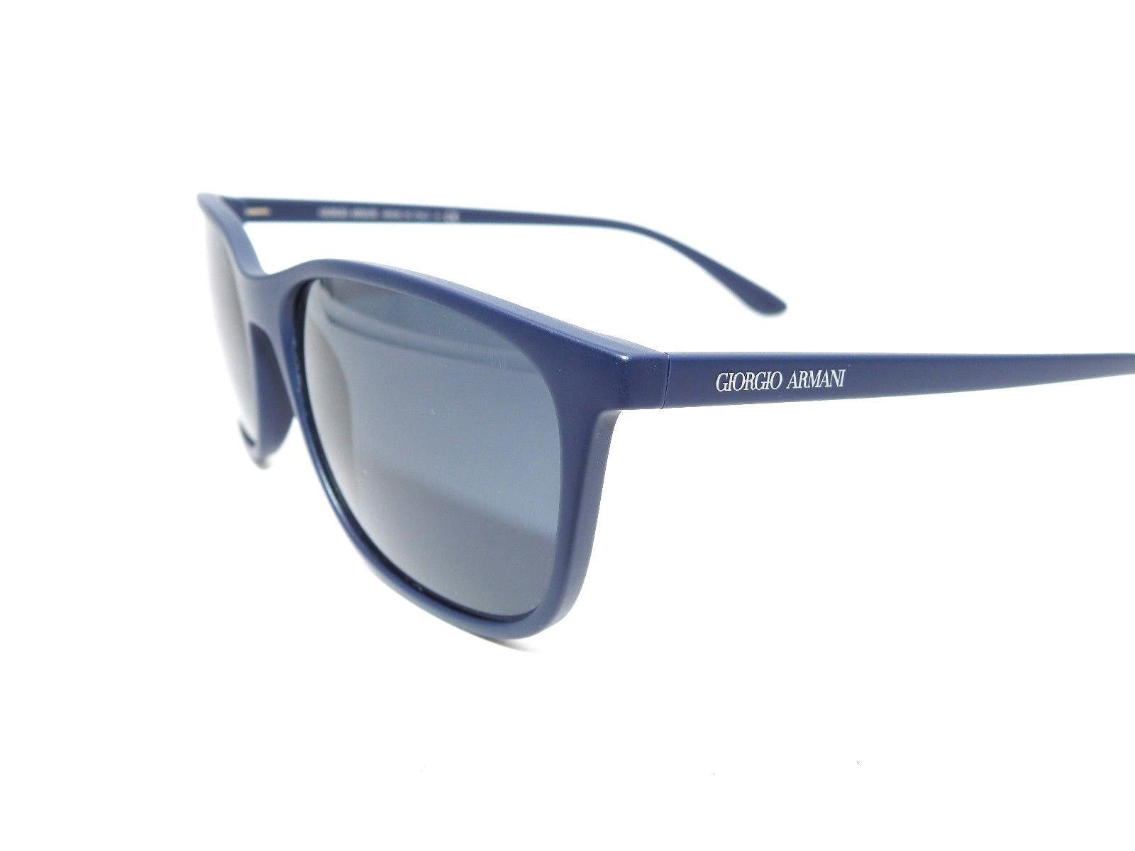403c1713bbd Authentic Giorgio Armani Matte Blue Sunglasses Ar8084 - 505987 for ...