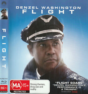 Flight-Blu-ray-2013-Excellent-Condition
