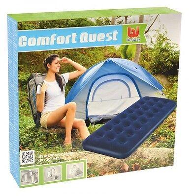 Hilfreich Beflockte Luftmatratze Luftbett Komfortables Reisebett Aufblasbare Luft Matratze Kunden Zuerst Möbel & Wohnen Möbel