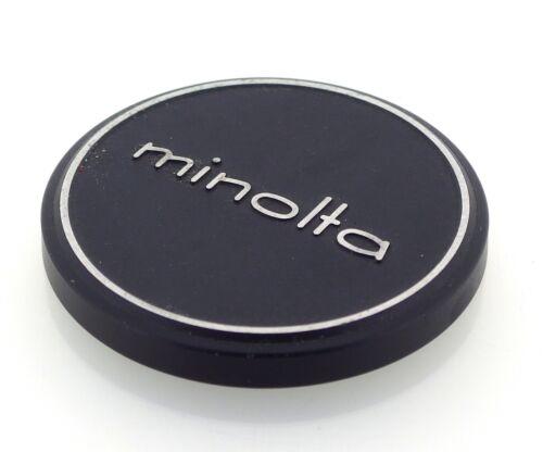 Minolta Original 54 mm Metal Tapa frontal del objetivo 54 mm de diámetro interior