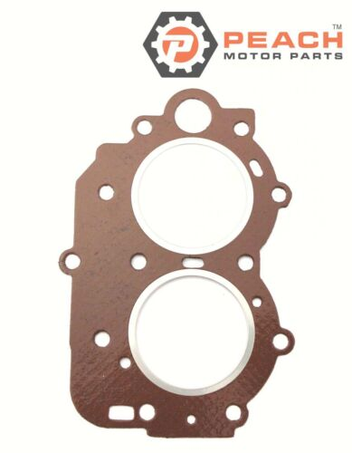 Peach Motor Parts PM-63V-11181-A2-00 Gasket Cylinder Head Replaces Yamaha 63V-1