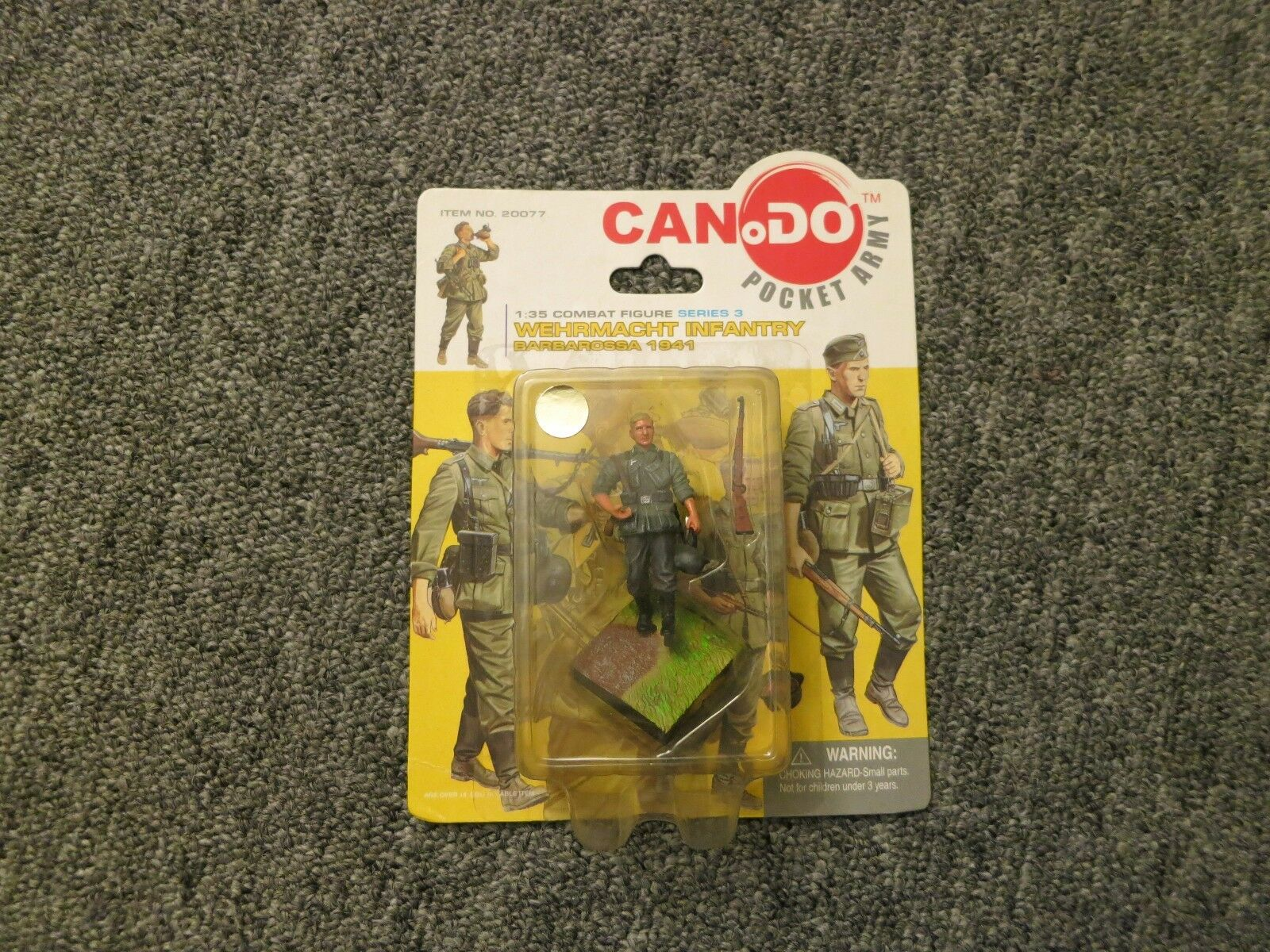 DRAGON CanDo 1 35 Wehrmacht Infantry Barbarossa 1941 Special Piece  20077X Chase