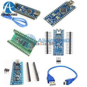 CH340G Mini Nano V3.0 ATmega168 5V 16M USB Micro-Controller For Arduino