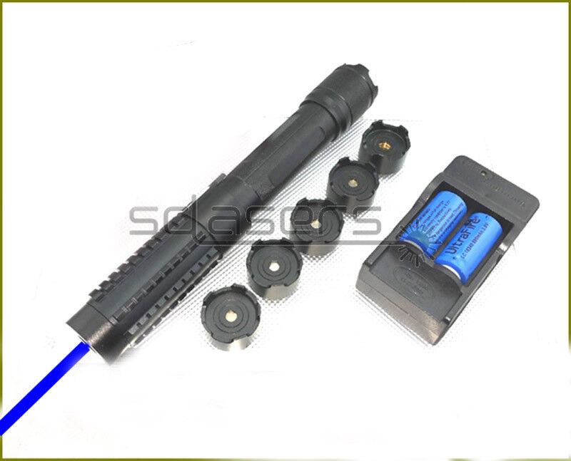 THOR Laser B820 -B 450nm Adjustable Focus bluee Laser Pointer Visible Beam Laser