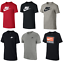 Nike-Boys-Junior-Kids-Futura-JDI-Cotton-Crew-Casual-Sports-T-Shirt-Top-Age-7-13 thumbnail 1