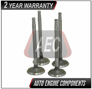 Image Is Loading Exhaust Valve Set For Nissan Axs Stanza Pickup