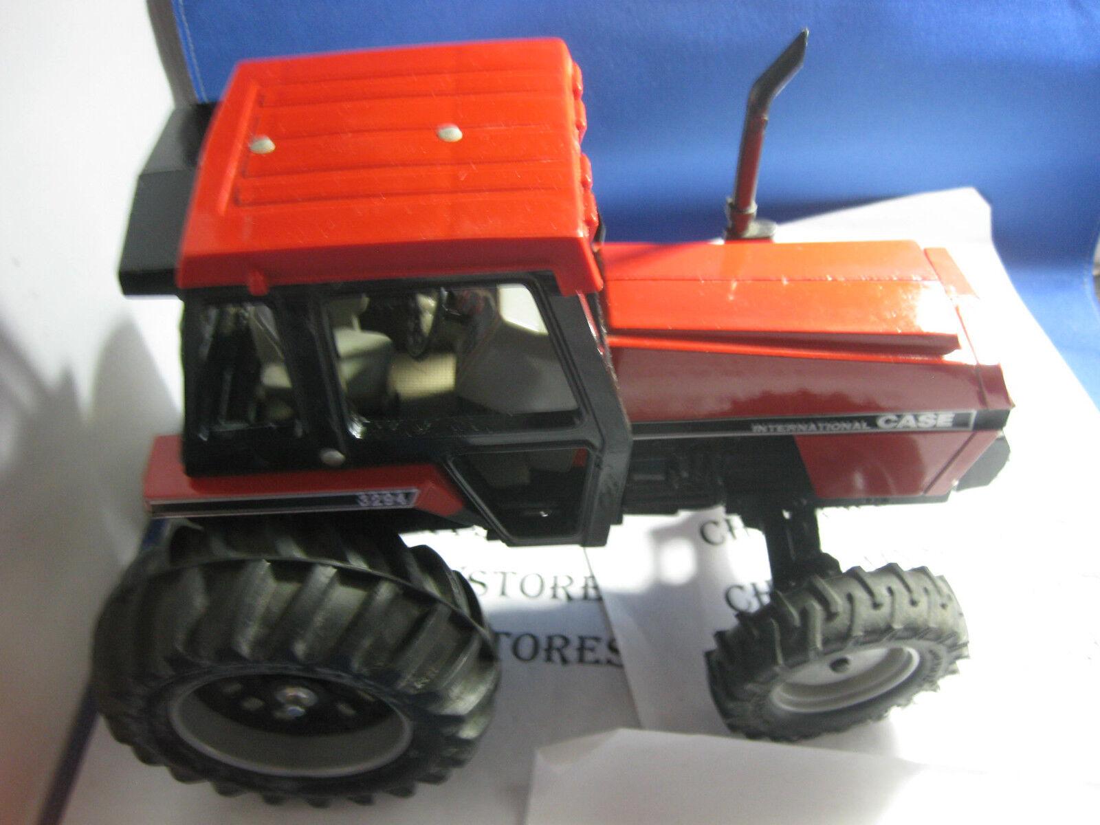 1985 Ertl Case Internacional Internacional Internacional 3294 1 16 Tractor Fwd Hecho En Usa Metal Chase  70% de descuento
