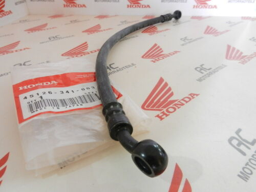 Honda CB 350 400 500 550 750 Four Bremsleitung Oben Lang US Lenker Original Neu