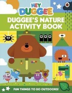 Hey-Duggee-Duggee-039-s-Nature-Activity-Book-Paperback-book-2016
