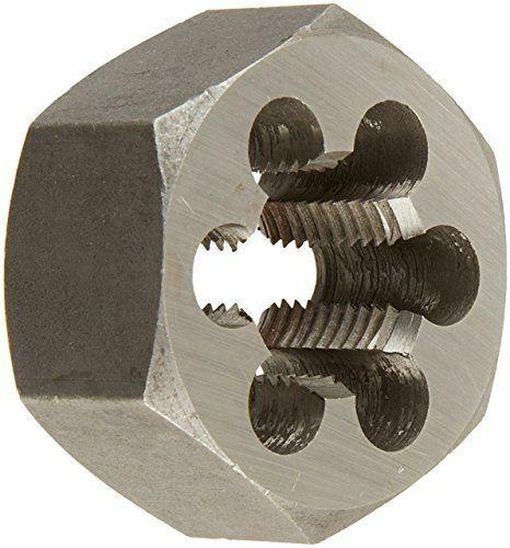 "DWT Series Drill America 5//8/""-11 Carbon Steel Hex Rethreading Die"