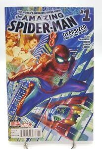 Amazing-Spider-Man-1-First-Print-Volume-4-December-2015-Marvel-Comics-Dan-Slott