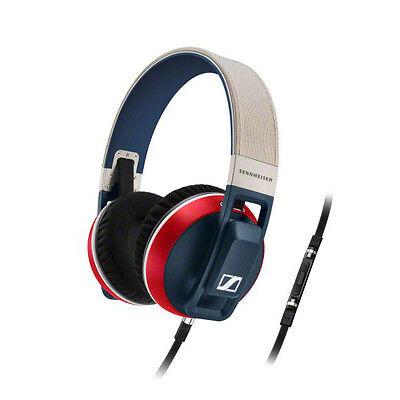 SENNHEISER URBANITE XL HEADPHONE FOR iPHONE+INTENSE CLUB SOUND+MASSIVE BASS**