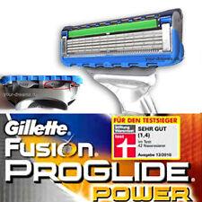 8 x Gillette Fusion PROGLIDE POWER Rasierklingen