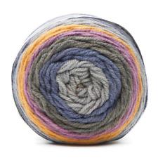 Caron Cakes Aran Knitting//Crochet Wool Yarn 200g 17025 Berries and Cream