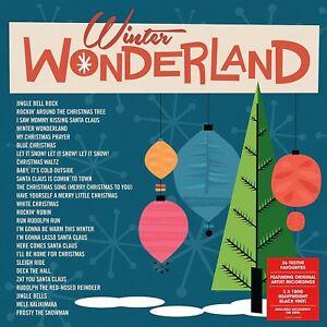 WINTER-WONDERLAND-BING-CROSBY-BILLY-FURY-FRANK-SINATRA-2-VINYL-LP-NEW