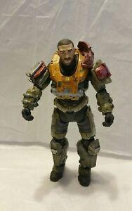 McFarlane 2011 HALO:REACH JORGE action figure Series 1 6in