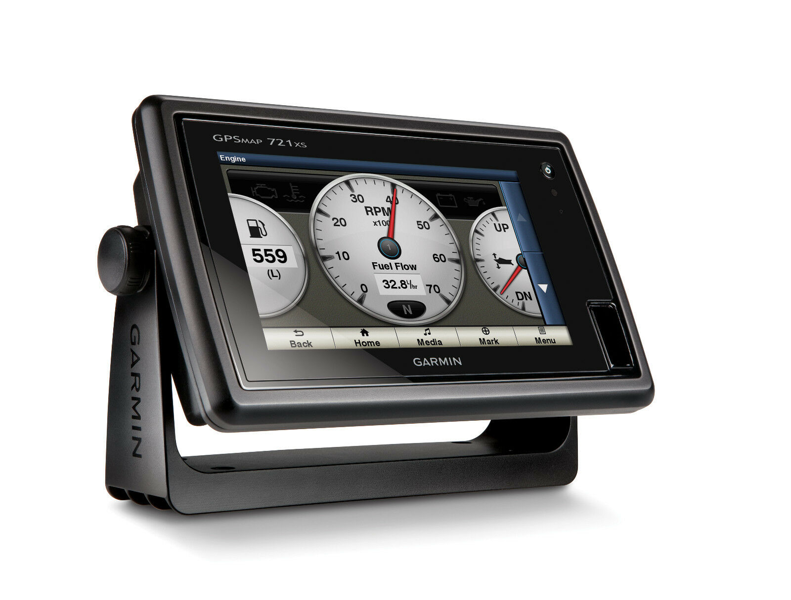 Garmin GPSMAP 721xs DownVü Echolot Kartenplotter CHIRP GPS Angeln Fischfinder Angeln GPS 8f7d9d
