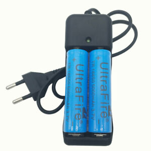 2pcs-18650-5000mAh-3-7V-Li-ion-Battery-Rechargeable-Batteries-and-Smart-Charger