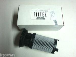 Hustler z hydralic filter