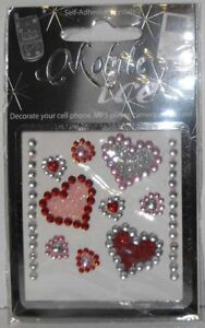 Assorted-Hearts-Cell-Phone-Sticker-Mobile-Ice-iPhone-Sticker-iPod-Decal-MOI002
