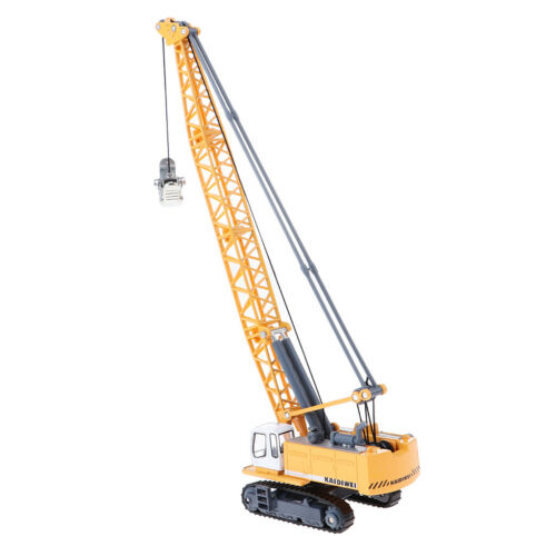 1:87 Turmkran Bagger Diecast Construction Equipment Fahrzeug Modell Toy